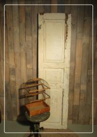 Decoratief luik bedstede (L015)