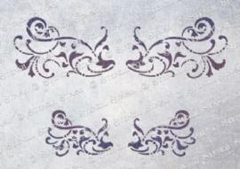 Damask Scrolls
