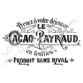 Cacao Payraud