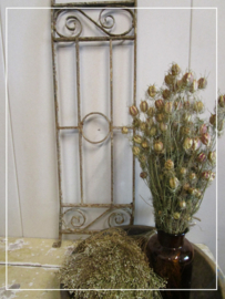 Oud deurrooster hekwerkje decoratie
