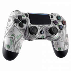Dollars (GEN 4, 5) - PS4 Controllers Shells