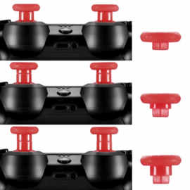 Rood 6 in 1 - PS4 Thumbsticks