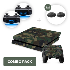 Army Camo Skins Bundle - PS4 Combo Packs