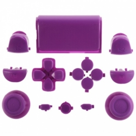 Purple (GEN 1, 2) - PS4 Controller Buttons