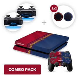 Barcelona Skins Bundle - PS4 Combo Packs