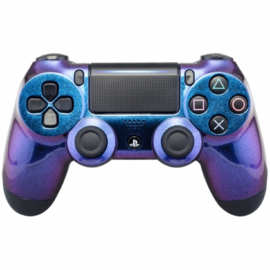 Metallic PS4 Controllers