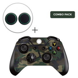 Army Camo Skins Grips Bundel - Xbox One Controller Combo Packs