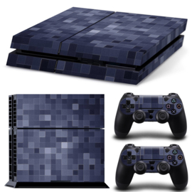 Blocks - PS4 Console Skins