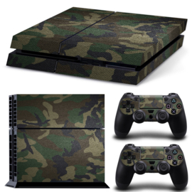Army Camouflage Premium - PS4 Console Skins