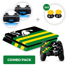 Den Haag Skins Bundel - PS4 Slim Combo Packs
