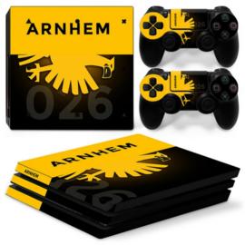 Arnhem Premium - PS4 Pro Console Skins