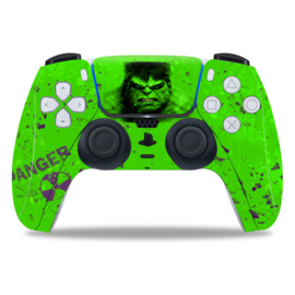 PS5 Controller Skins - Hulk