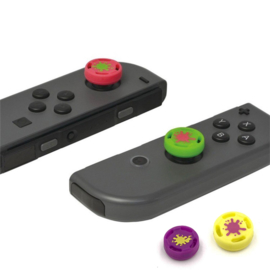 Splatoon - Nintendo Switch Thumb Grips