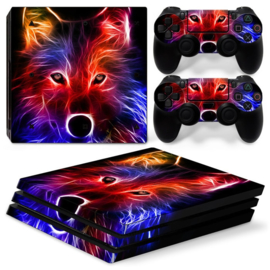 Fox - PS4 Pro Console Skins