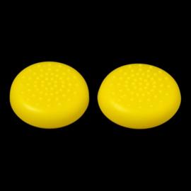 Yellow - PS4 Thumb Grips