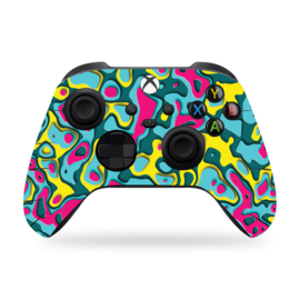 Xbox Series Controller Skins - Artboard Funky