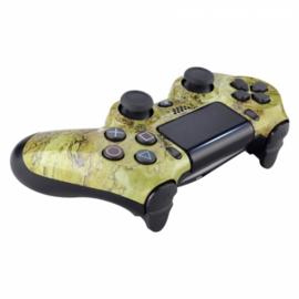 Ancient Map (GEN 4, 5) - PS4 Controller Shells
