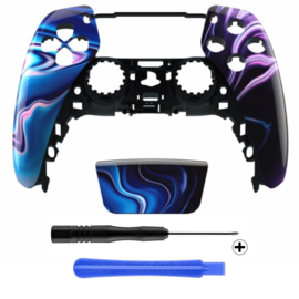 PS5 Controller Behuizing Shell - Origin of Chaos - Front Shell