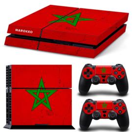 Marokko Premium - PS4 Console Skins