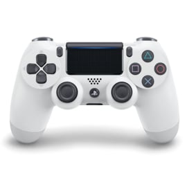Glacier White - Custom PS4 Controllers