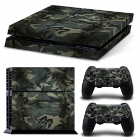 Army Camouflage Warsaw - PS4 Console Skins