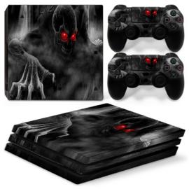 Grim Reaper - PS4 Pro Console Skins