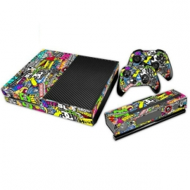 Stickerbomb - Xbox One Console Skins