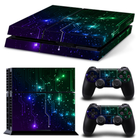 CPU / Mix - PS4 Console Skins