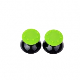 Groen 8 Dots - PS4 Thumb Grips