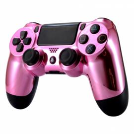 Chrome Pink (GEN 4, 5) - PS4 Controller Shells