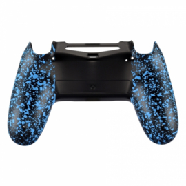 3D Grip Blauw (GEN 4, 5) - PS4 Controller Back Shells