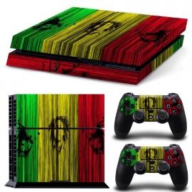 Bob Marley - PS4 Console Skins