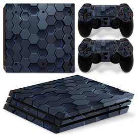 Hex 3D - PS4 Pro Console Skins