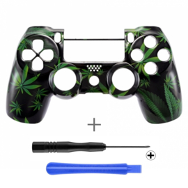 Weed (GEN 4, 5) - PS4 Controllers Shells