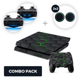 Hex Lime Skins Bundle - PS4 Combo Packs