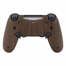 Sony DualShock 4 ELITE eSports Controller PS4 V2 - Wood Custom