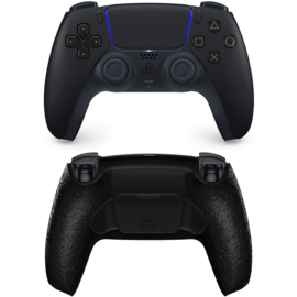 Sony DualSense eSports Controller PS5 - Midnight Black - Zwart 3D Grip Custom