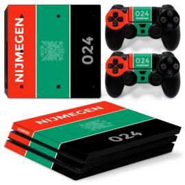 Nijmegen Premium - PS4 Pro Console Skins