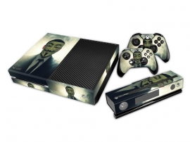 Anonymous - Xbox One Console Skins