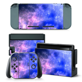 Galaxy Premium - Nintendo Switch Skins
