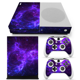 Dark Galaxy - Xbox One S Console Skins