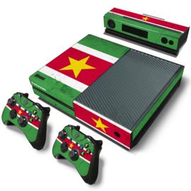 Suriname Premium - Xbox One Console Skins