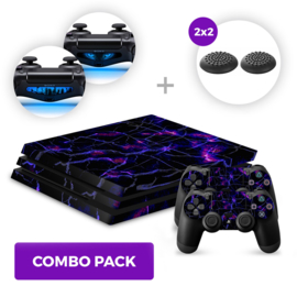 Dark Matter Skins Bundel - PS4 Pro Combo Packs