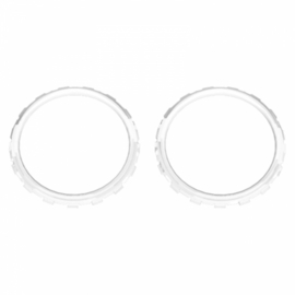 PS5 Controller Buttons - Wit - Accent Ringen