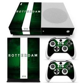 Rotterdam Premium - Xbox One S Console Skins