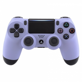 Soft Touch Violet - Custom PS4 Controllers