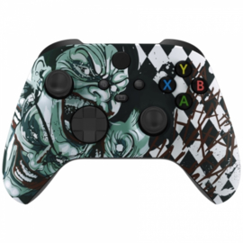 Xbox Series Draadloze Controller - Joker HAHAHA Custom