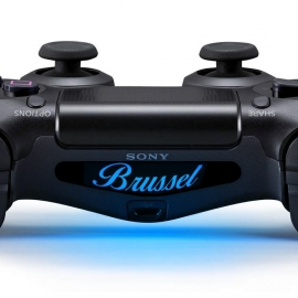 Brussel - PS4 Lightbar Skins