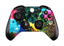 Color Splash - Xbox One Controller Skins