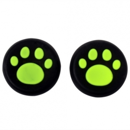Hondenpoot Groen - PS4 Thumb Grips